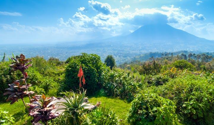 Rwanda and Mauritius