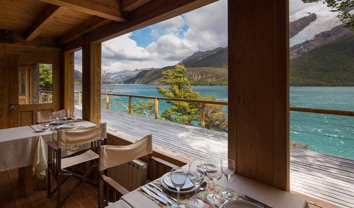 Aguas Arriba Lodge Restaurant
