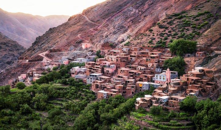 תכנון טיול למרוקו - הרי האטלס