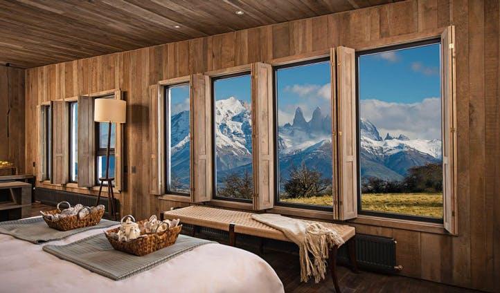 Awasi lodge Patagonia