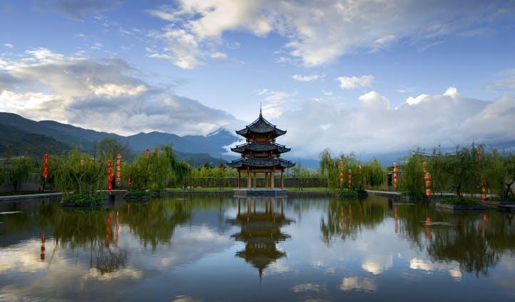 Banyan Tree Lijiang Pagoda, China