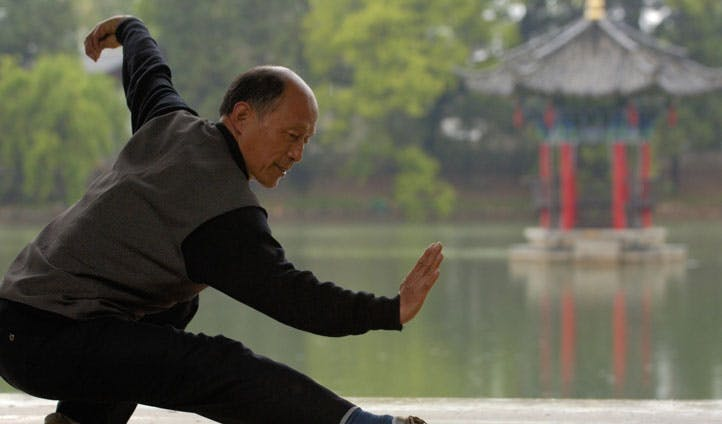 Tai Chi lessons in Beijing