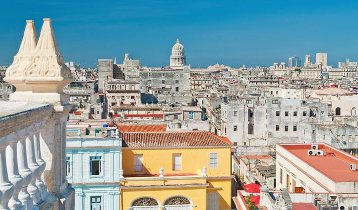 Luxury Havana holidays
