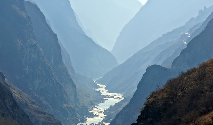Tiger Leaping Gorge, Lijiang