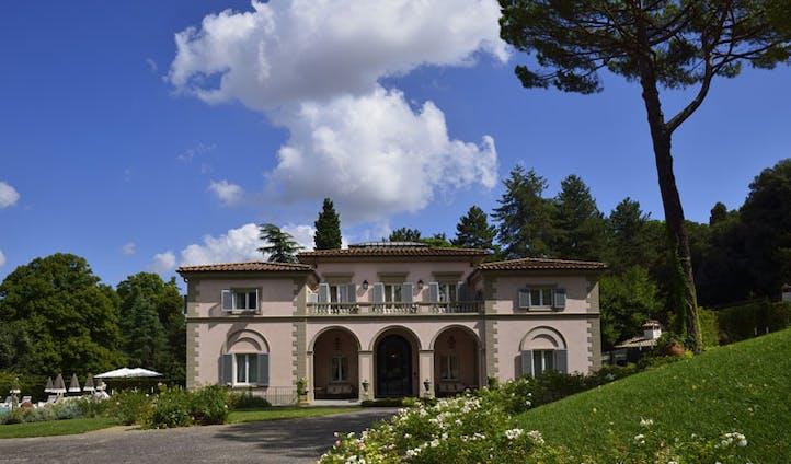 Villa Cora Exterior, Florence