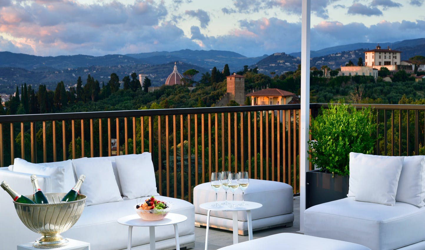 Luxury hotels in Florence