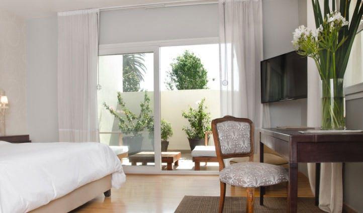 Nuss Hotel Palermo Soho Luxury Argentina