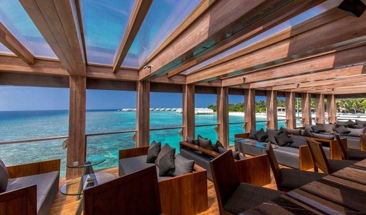 Bar Amilla Fushi, the maldives