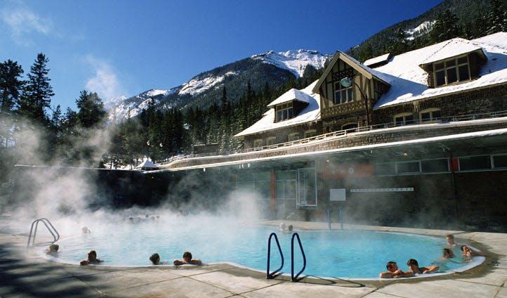 Upper Banff Springs, Canada