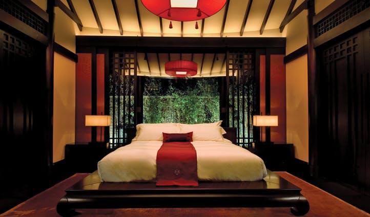 China luxury hotel