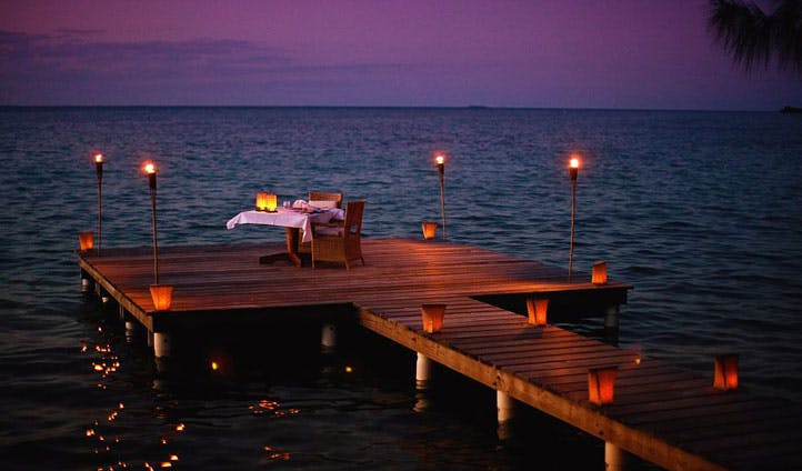 Belize beach holiday