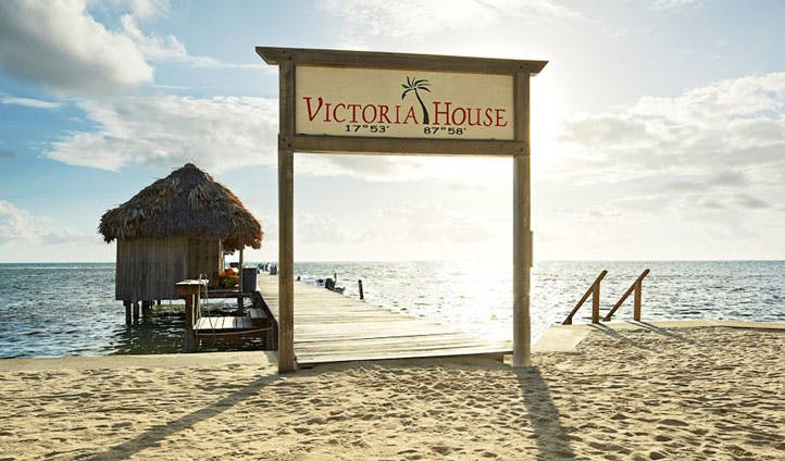 Beach honeymoons in Belize