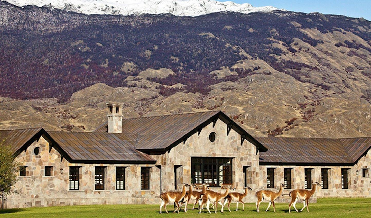 Estancia Lodge, Chile
