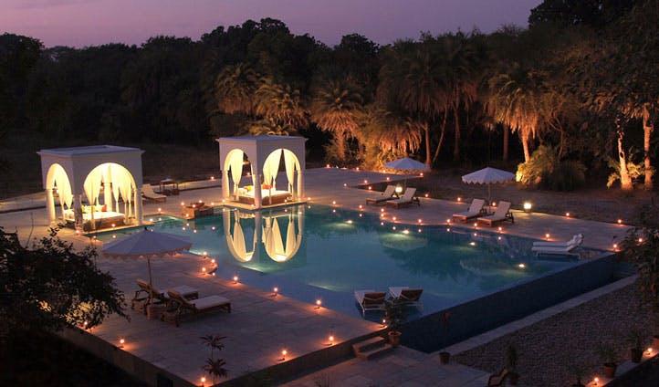 India luxury holiday