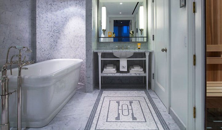 Manhattan luxury holiday