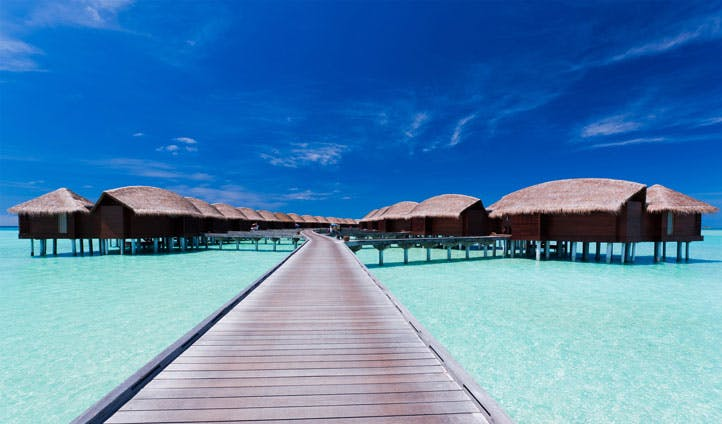 Maldives luxury holiday