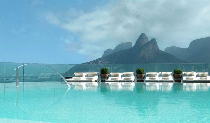 Fasano Hotel Pool