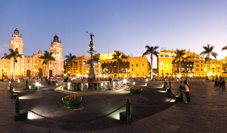 Peru luxury holidays
