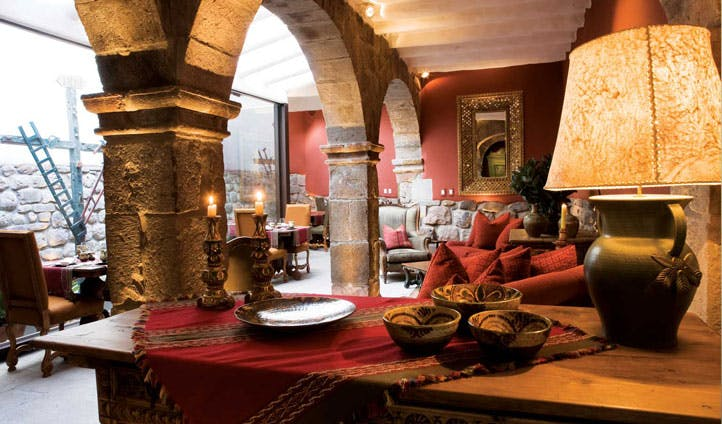 Peru luxury holiday