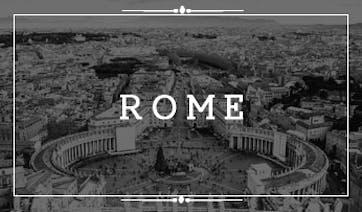 Rome Twenty Questions