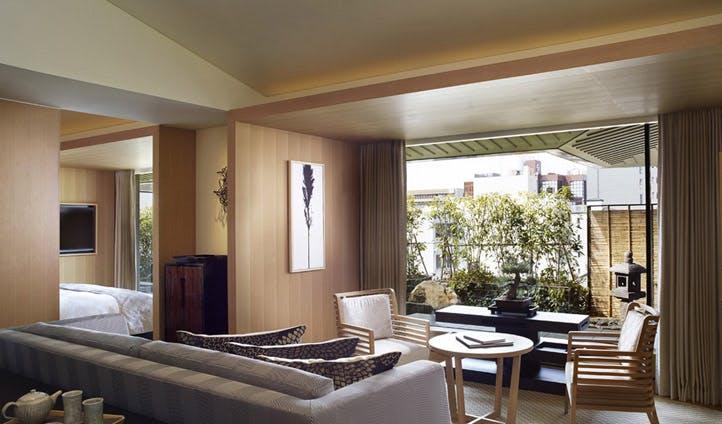 The Ritz-Carlton, Kyoto garden suites
