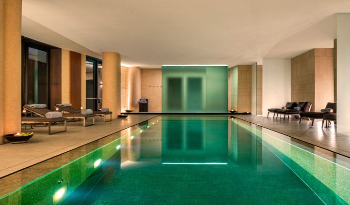 Luxury Hotel in Milan