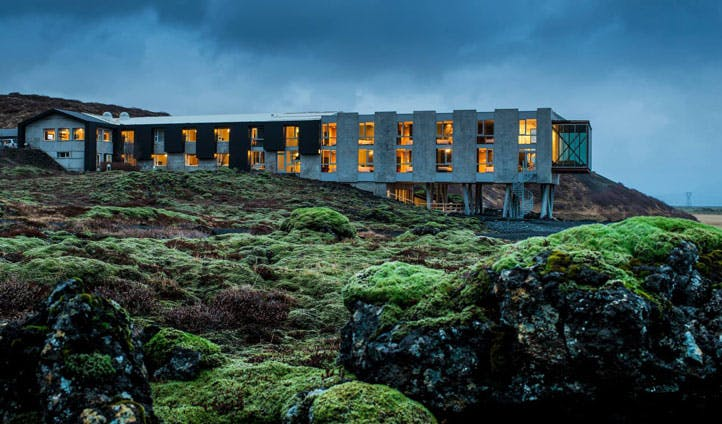 Luxury Hotel in Iceland