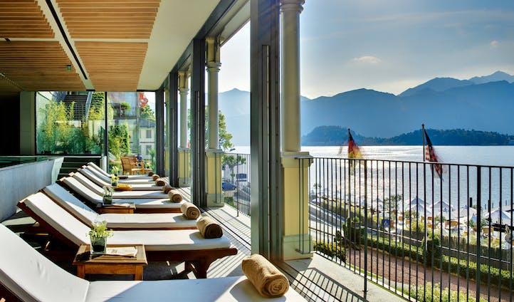 Grand Hotel Tremezzo, Lake Como | Luxury Hotels in Italy