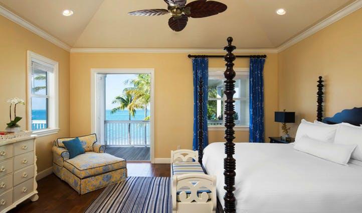 A room at Sunset Key Resort, Florida Keys, USA