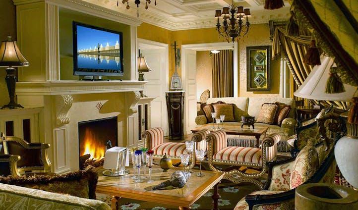 Luxury Mongolian hotel