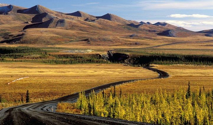 Dempster Highway, Northwest Territories