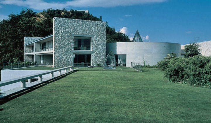 Benesse House, Japan, Naoshima