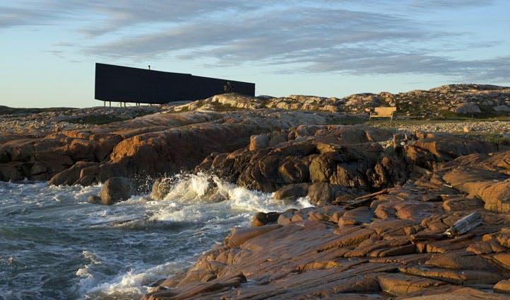 Fogo Island Inn, Fogo Island, Canada