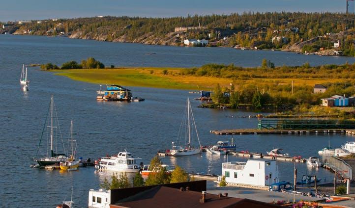 Yellowknife Bay, Northwest Territories