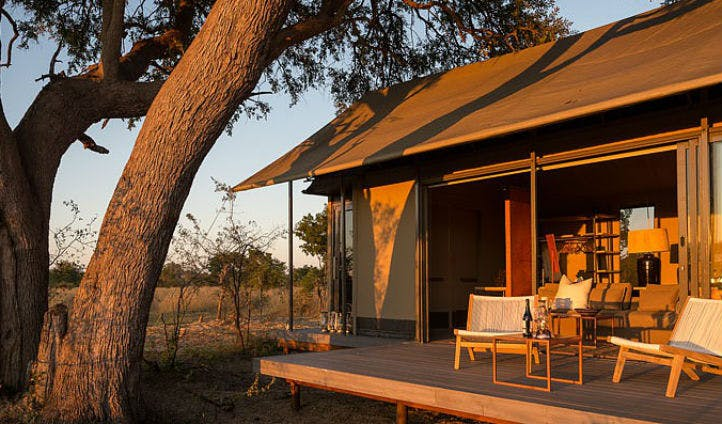 Luxury safari destinations in Africa