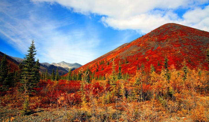 Landscapes of the NWT, Canada