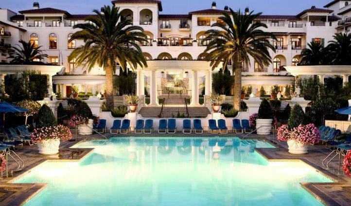 Luxury hotels in orange county