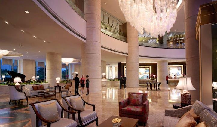 Luxury Mongolia hotel