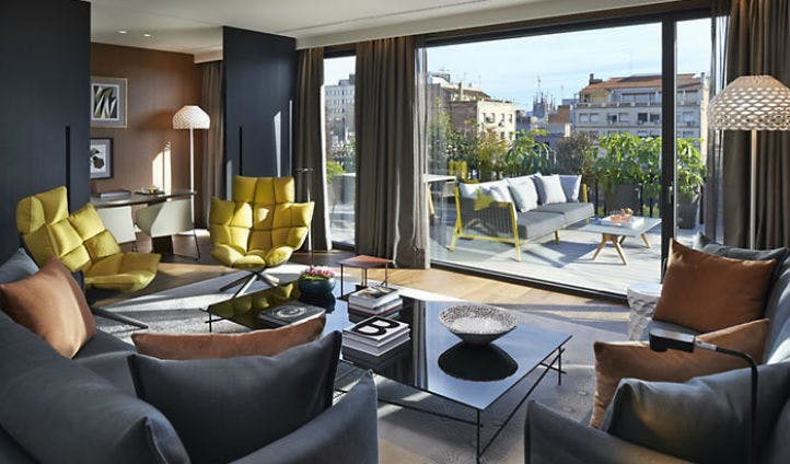 Luxury Hotels in barcelona