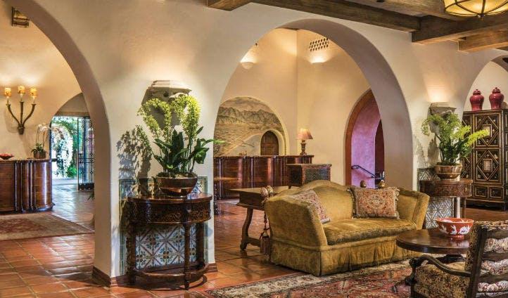 luxury hotels in santa barbara