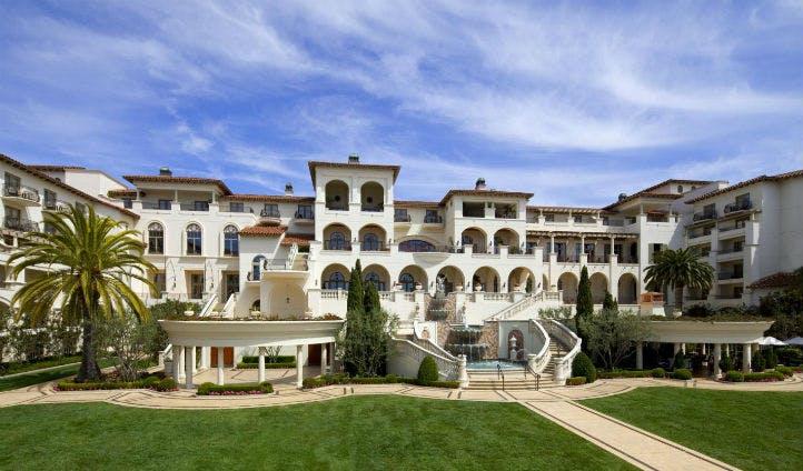 Luxury hotels in orange county