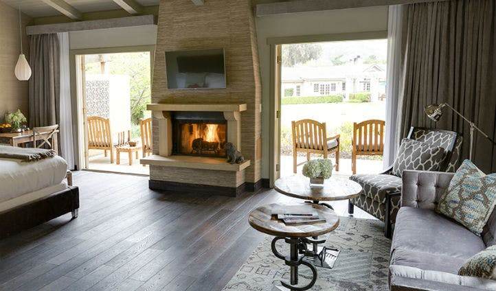 Luxury vacations in California