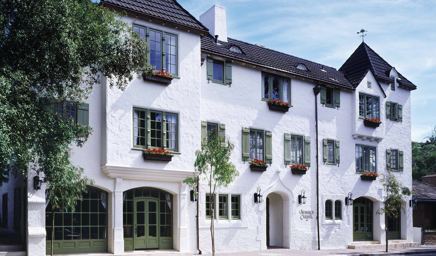 L'Auberge Carmel CA | Luxury Hotels in the USA