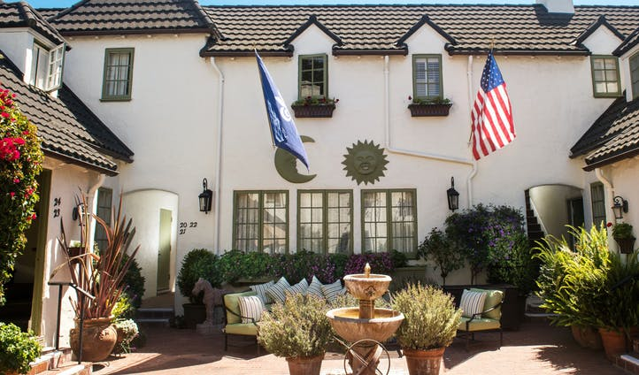 L'Auberge Carmel | Luxury Hotels in the USA