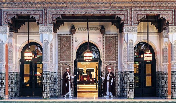 La Mamounia, Marrakech | Luxury Hotels & Resorts in Morocco