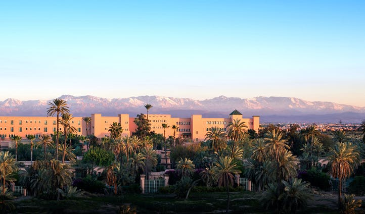 La Mamounia, Marrakech | Luxury Hotels & Resorts in Morocco