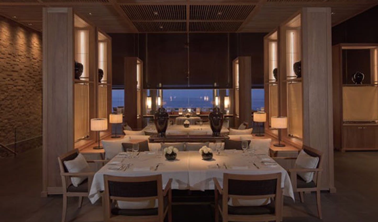 Luxury hotels with Black Tomato