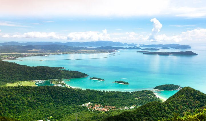 Luxury holidays in Malaysia