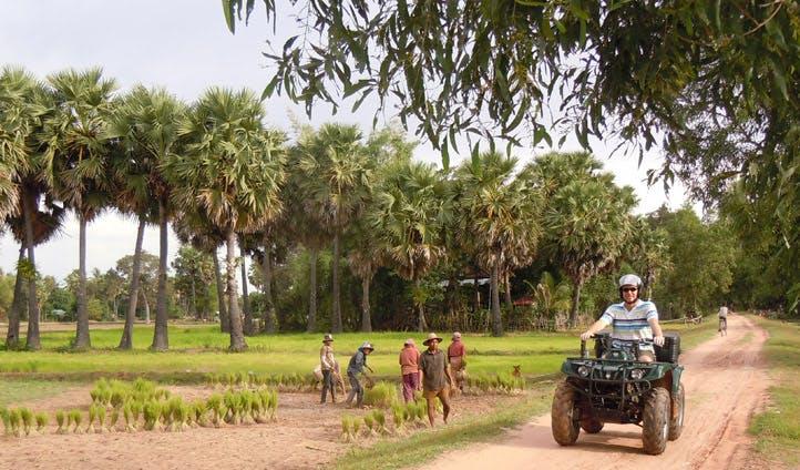 Holidays in Cambodia
