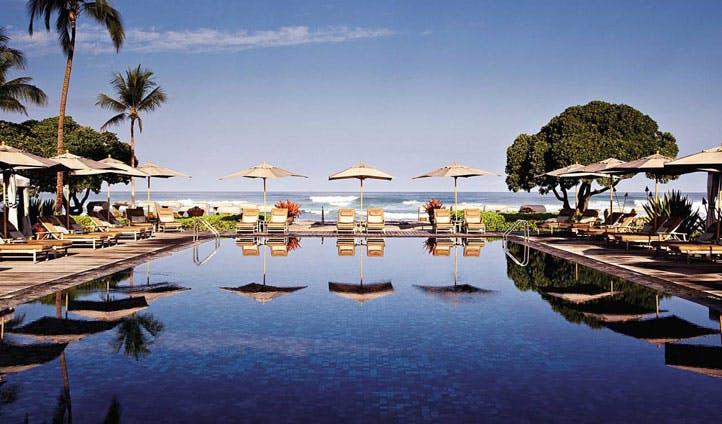 Luxury holidays in Hawaii